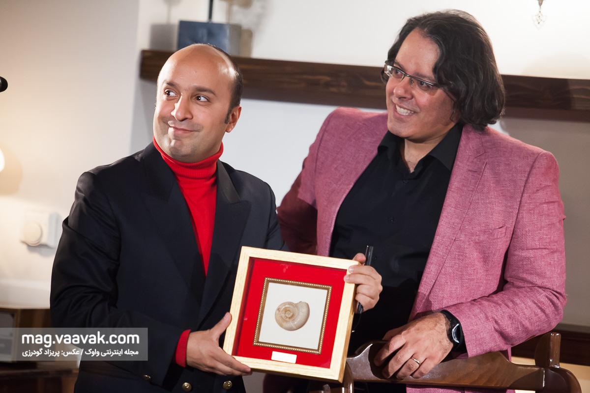 سیاوش صفاریانپور و محمدرضا نورورزی